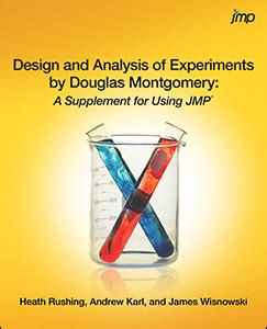 jmp design of experiment guide sas publishes adsurgo book on design of experiments using