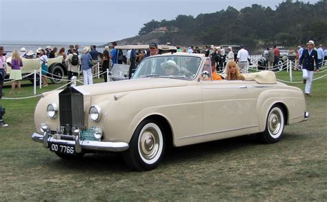 1959 Rolls Royce by 1959 Rolls Royce Silver Cloud Ii Information And Photos