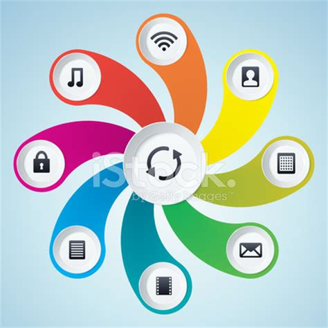 Multimedia Design multimedia design elements stock vector freeimages