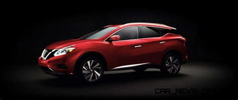 nissan murano red 2015 nissan murano cayenne red 12