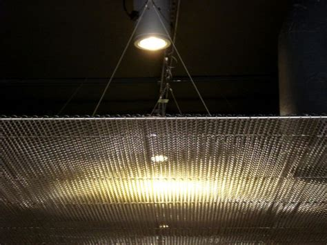 14 Best Ideas About Boh Ceiling Finishes On Pinterest Mesh Lights