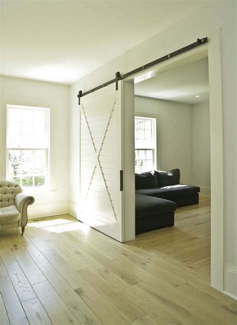 hanging sliding door hanging sliding doors living room farmhouse with barn door