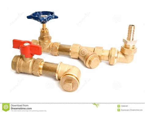 What Element Makes Plumbing Pipes by Water Pipes Stock Image Image 10990481
