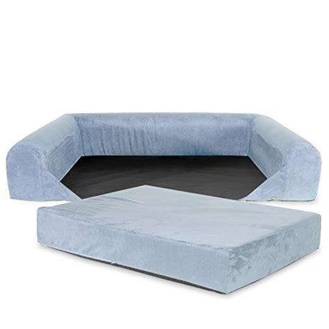 kopeks deluxe orthopedic memory foam sofa lounge bed
