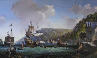 Mayflower amp speedwell in dartmouth harbor matted print 8 quot x 10