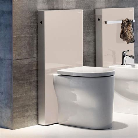 geberit bathroom geberit monolith for floor standing toilets uk bathrooms