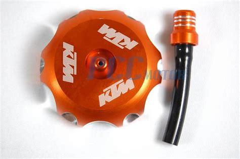 Ktm Gas Cap Orange Cnc Billet Gas Fuel Cap Ktm 50 65 80 125 200 250