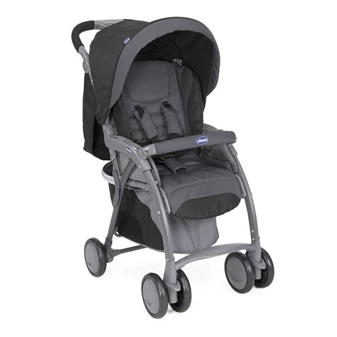 Chicco Top chicco simplicity w 243 zek spacerowy top anthracite smyk