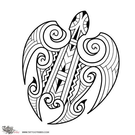maori turtle tattoo designs of maori turtle navigator custom