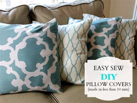 Easy Sew Pillows by And Easy Sew Pillow Cover Tutorial Bumblebee Linens