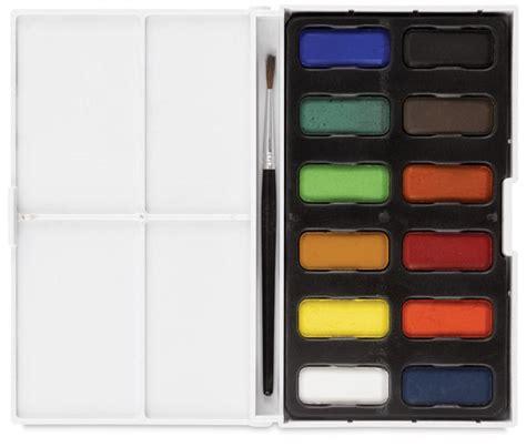 Divided Pan Set 3 In 1 Dos Orange Ori Devided Panci Teflon 2s reeves watercolor pan sets blick materials