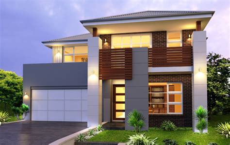 modern homes designs sydney new home designs