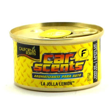California Scents La Jolla Lemon buy california scents la jolla lemon car air freshener malaysia