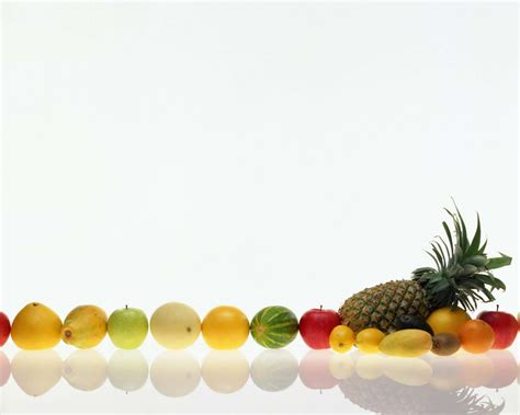 powerpoint themes fruit and vegetables modern fruits moderni