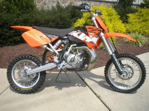 Ktm Sx 65 For Sale 2008 Ktm 65 Sx Mini Pocket For Sale On 2040motos