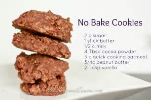 sweet sundays no bake cookies plain vanilla mom