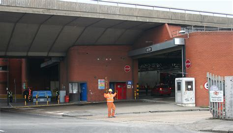 Westbourne Park Garage by Vehicular Entrance To Westbourne Park 169 David Kemp