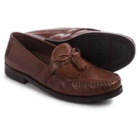 johnston murphy aragon ii kiltie tassel loafers s shoes average savings of 49 at trading post