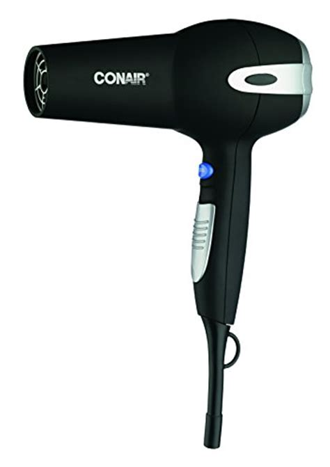 Conair Tourmaline Ceramic Ionic Hair Dryer Reviews conair 1875 watt ionic ceramic hair dryer black buy