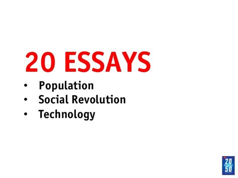 World In 2050 Essay by Megachange The World In 2050
