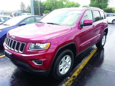 Pink Jeep Grand Review 2014 Jeep Grand Laredo Auto Fltimes