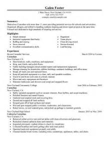 House Cleaner Resume Sample best cleaning professionals resume example livecareer