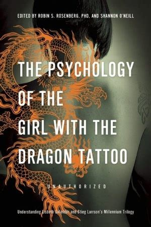 the girl with the dragon tattoo trilogy the psychology of the with the