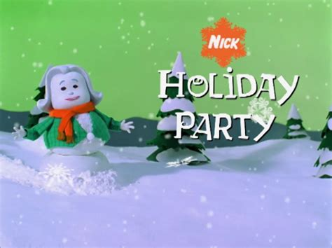 merry nickmas shorts christmas specials wiki