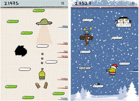 how to do well in doodle jump doodle jump from lima sky