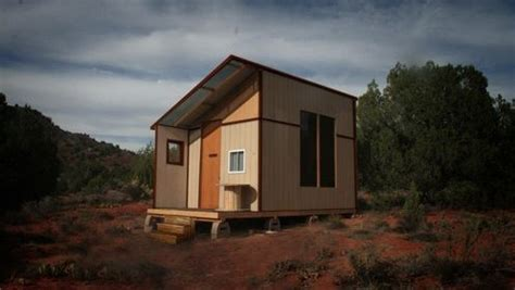 200 Sq Ft Cabin by 200 Sq Ft Zion Tiny Cabin