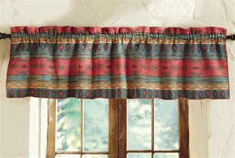 southwest curtains and blinds sun valley southwest valance