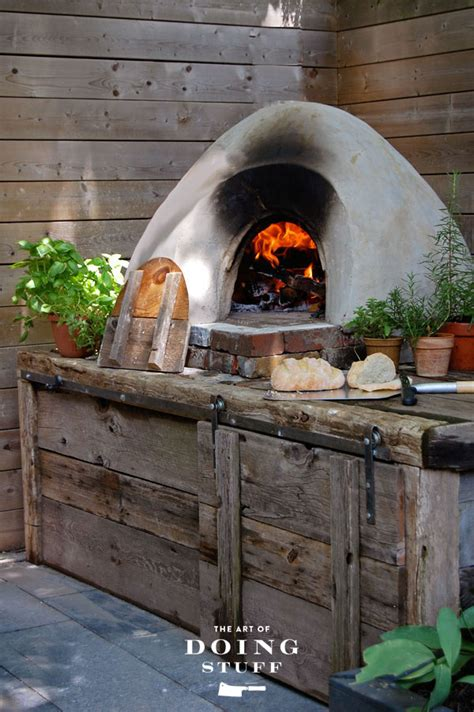how to build a cob pizza oven step by step the art of