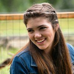 val stanton hairstyles heartland photos alisha newton as georgie crawley