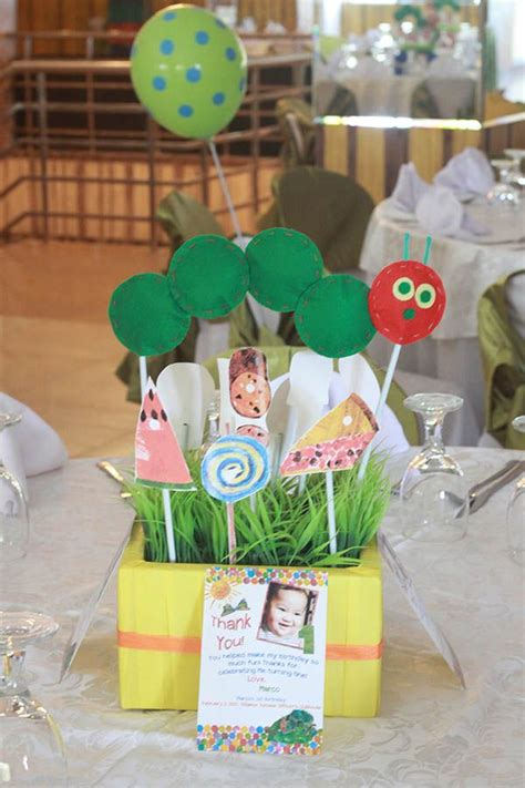 the hungry caterpillar centerpieces 120 best images about hungry caterpillar on