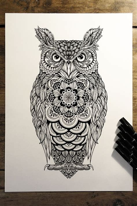 great horned owl tattoo design 17 best ideas about owl design on owl