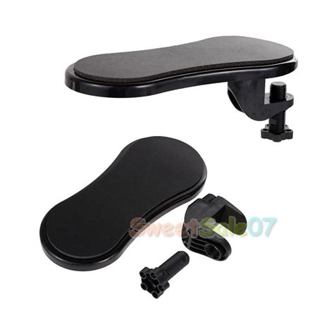 arm table pads pc computer laptop arm wrist rest desk table pad support