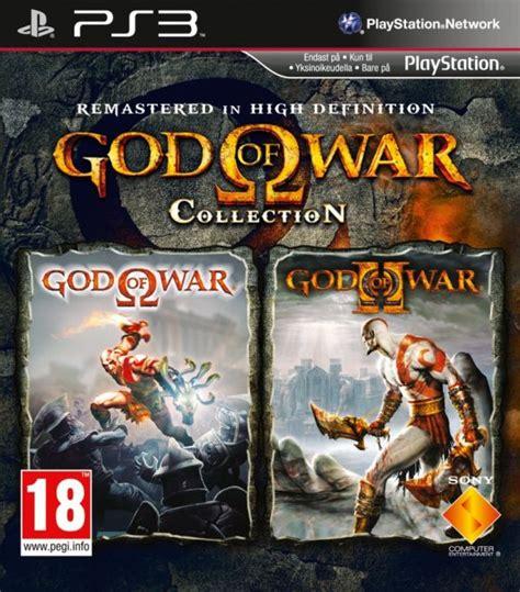 Ps3 God Of War Saga los juegos de la saga god of war consolando es