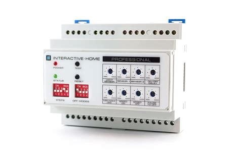 Automatic Stair Light Led Controller Professional Led Light Controllers