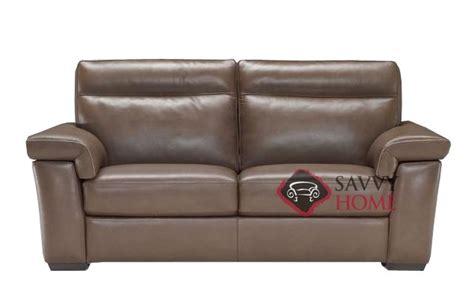 Leather Studio Sofa Cervo B757 Leather Studio Sofa By Natuzzi Is Fully Customizable By You Savvyhomestore