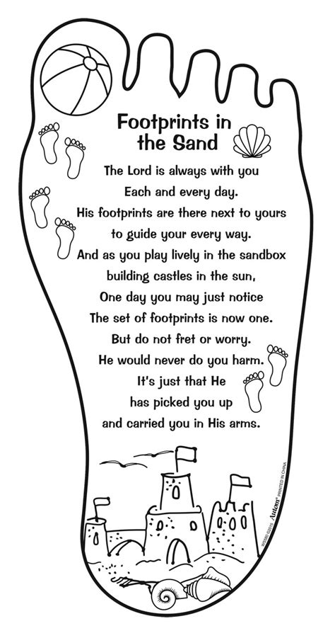Footstep Futura Black color your own footprints for children picture
