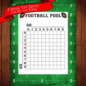 pool template football pool template 21 free word excel pdf