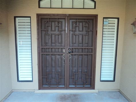 Security Front Doors For Homes 24 Top Security Doors Ideas For Your Home Security Purpose