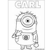 COLORIAGE  Carl