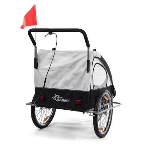 rimorchio porta bimbi per bici rimorchio bicicletta passeggino bambini carello