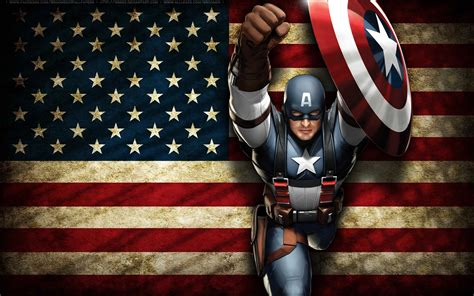 Captain America Wallpaper Deviantart | captain america marches onto death battle by brave king
