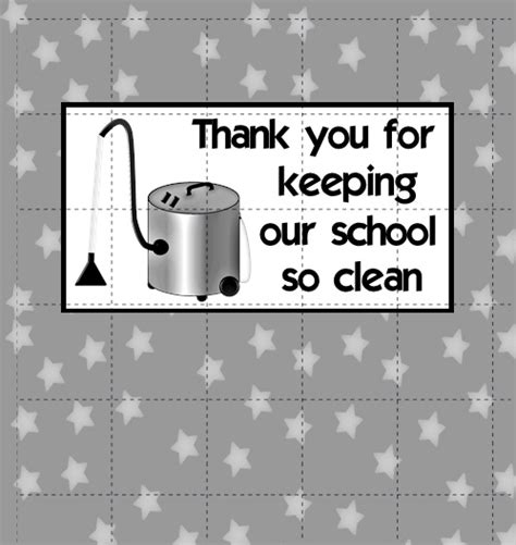 appreciation letter to janitor free printable thank you cards for custodian just b cause