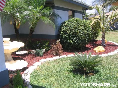 Front Yard Landscaping Ideas Florida Landscaping Ideas Gt Florida Home Yardshare
