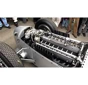 Definitive Auto Union V16 C Type Engine Warm Up  Goodwood