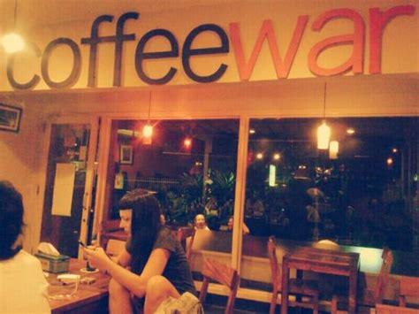 Coffee War coffee war kemang coffee shop asli indonesia 187 trax fm