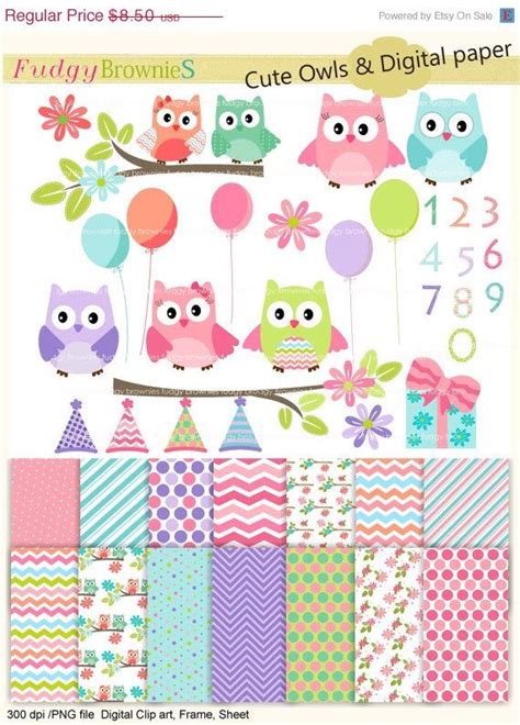 D208 Girly 26 best birds mixed sets images on digital